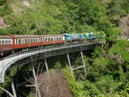 Kuranda Scenic Train Cairns